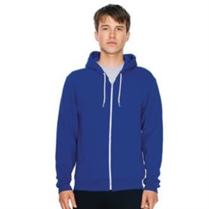 Flex fleece zip hoodie (F497) Thumbnail