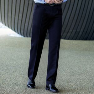 Delta single pleat trousers Thumbnail