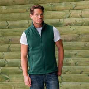 Outdoor fleece gilet Thumbnail