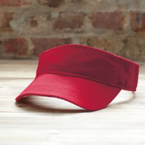 Anvil low-profile twill visor Thumbnail
