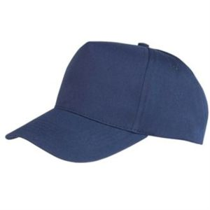 Boston 5 panel polycotton printer's cap Thumbnail