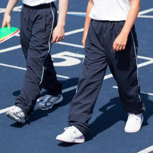 Kids start-line track bottoms Thumbnail