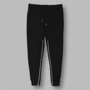 Fredrick jog bottoms with zip detail Thumbnail