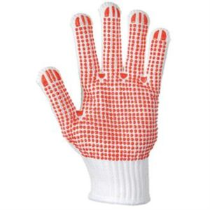 Heavyweight polka dot glove (A112) Thumbnail