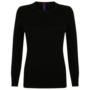 Women's crew neck jumper Thumbnail