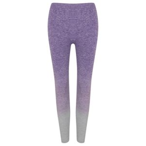 Women's seamless fade out leggings Thumbnail