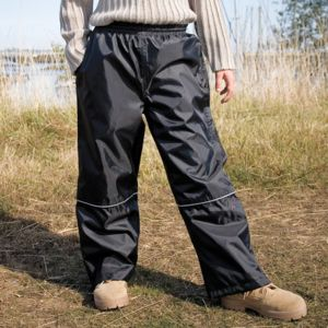 Junior/youth waterproof 2000 pro-coach trouser Thumbnail