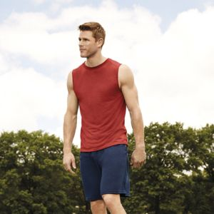Gildan performance sleeveless t-shirt Thumbnail