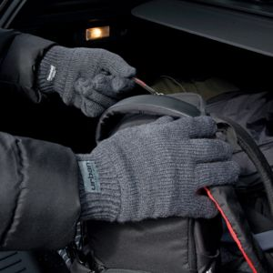 Classic fully-lined Thinsulate™ gloves Thumbnail