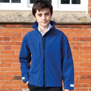 Children's Classic Softshell Jacket Thumbnail
