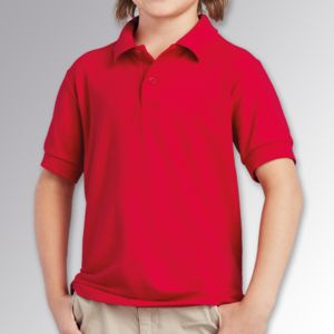Childrens DryBlend® Polo Shirt Thumbnail