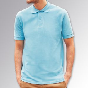 Men's Classic Cotton Polo Shirt Thumbnail